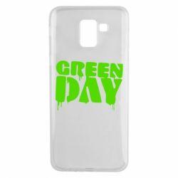 Чехол для Samsung J6 Green Day