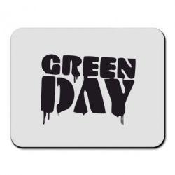 Коврик для мыши Green Day - FatLine