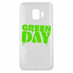 Чехол для Samsung J2 Core Green Day