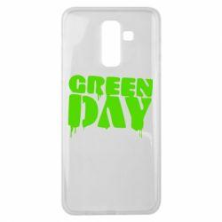Чехол для Samsung J8 2018 Green Day