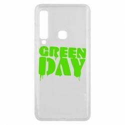 Чехол для Samsung A9 2018 Green Day