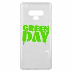 Чехол для Samsung Note 9 Green Day
