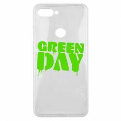 Чехол для Xiaomi Mi8 Lite Green Day
