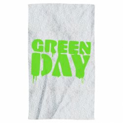 Полотенце Green Day
