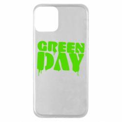 Чехол для iPhone 11 Green Day