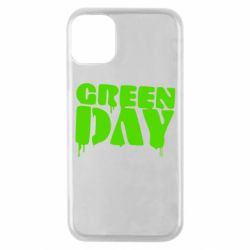 Чехол для iPhone 11 Pro Green Day