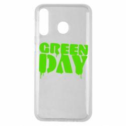 Чехол для Samsung M30 Green Day