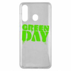 Чехол для Samsung M40 Green Day