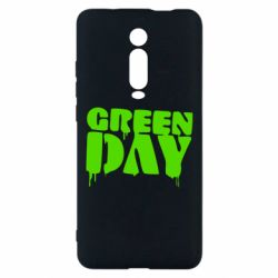 Чехол для Xiaomi Mi9T Green Day
