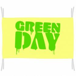Флаг Green Day