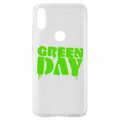 Чехол для Xiaomi Mi Play Green Day