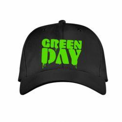 Детская кепка Green Day