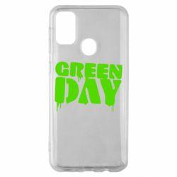 Чехол для Samsung M30s Green Day