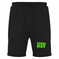 Мужские шорты Green Day - FatLine