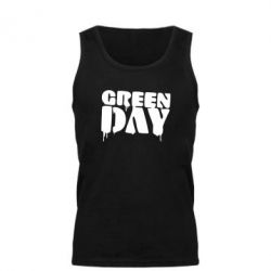 Мужская майка Green Day - FatLine
