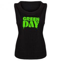 Женская майка Green Day - FatLine