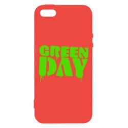 Чехол для iPhone5/5S/SE Green Day