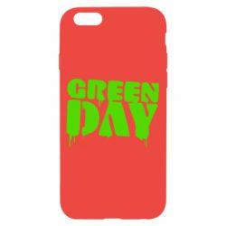Чехол для iPhone 6/6S Green Day