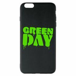 Чехол для iPhone 6 Plus/6S Plus Green Day