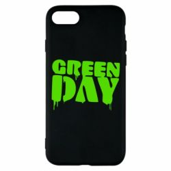 Чехол для iPhone 7 Green Day