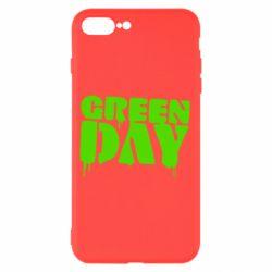 Чехол для iPhone 7 Plus Green Day