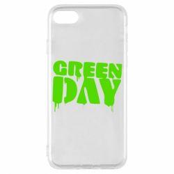 Чехол для iPhone 8 Green Day