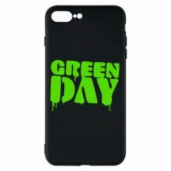 Чехол для iPhone 8 Plus Green Day