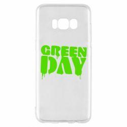 Чехол для Samsung S8 Green Day