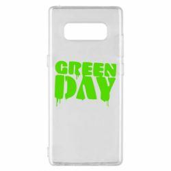 Чехол для Samsung Note 8 Green Day