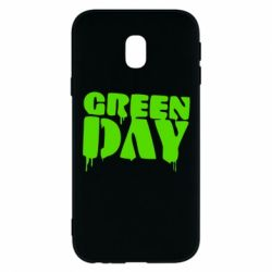 Чехол для Samsung J3 2017 Green Day