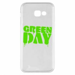Чехол для Samsung A5 2017 Green Day