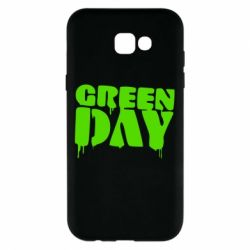 Чехол для Samsung A7 2017 Green Day