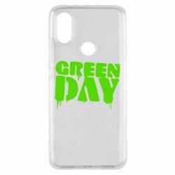 Чехол для Xiaomi Mi A2 Green Day