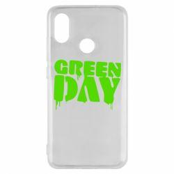 Чехол для Xiaomi Mi8 Green Day