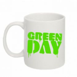 Кружка 320ml Green Day