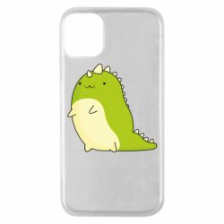 Чохол для iPhone 11 Pro Green dinosaur