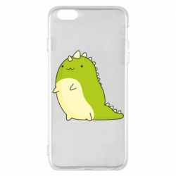 Чохол для iPhone 6 Plus/6S Plus Green dinosaur