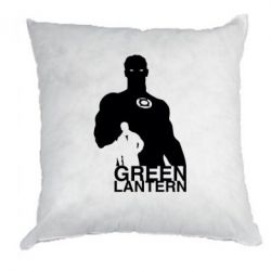 Подушка Green Lantern - FatLine
