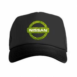Кепка-тракер Green Line Nissan