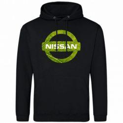 Мужская толстовка Green Line Nissan - FatLine