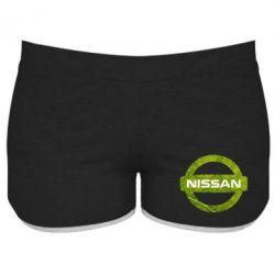 Женские шорты Green Line Nissan