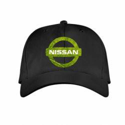 Детская кепка Green Line Nissan