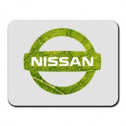 Килимок для миші Green Line Nissan