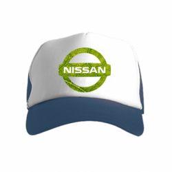 Дитяча кепка-тракер Green Line Nissan