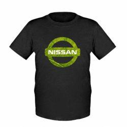 Детская футболка Green Line Nissan - FatLine