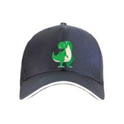 Кепка Green little dinosaur
