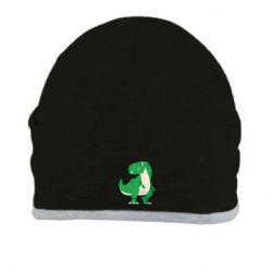 Шапка Green little dinosaur
