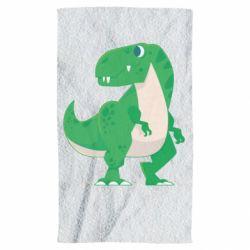 Рушник Green little dinosaur