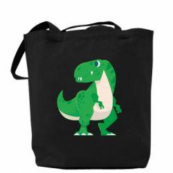 Сумка Green little dinosaur