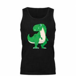 Майка чоловіча Green little dinosaur